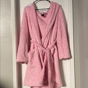 Joe Boxer Pink Robe